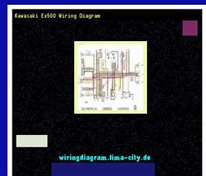Kawasaki Ex500 Wiring Diagram  Wiring Diagram 175219
