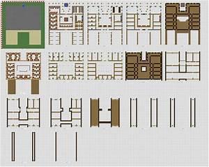 EpicSoren's Minecraft-Specific Floor Plans - Screenshots ...