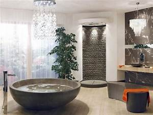 emejing suspension salle de bain zen ideas awesome With carrelage adhesif salle de bain avec luminaire led suspension
