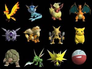 how many pokemon are there
