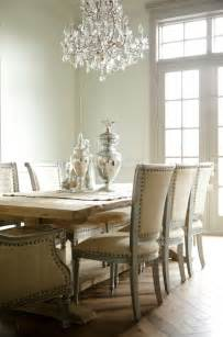 Rustic Chic Dining Room Ideas by Dining Table Dining Room Decor De Provence