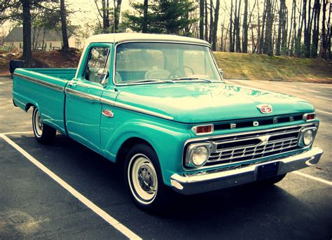 Affordable Classic 1966 Ford F100 For Sale Ruelspotcom