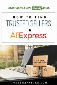 Dropshipping With  Shopify Guide  How To Find Trusted