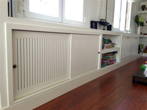 foto puertas en muebles de pladur de gercar