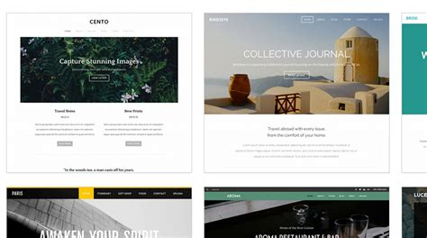 Squarespace Offers Modern And Intuitive Website Templates The Best Website Builder For You