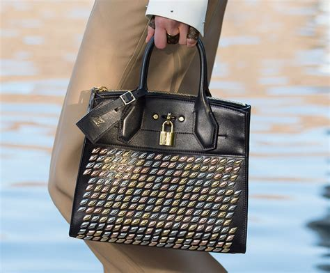 Check Out Louis Vuitton's Brand New Cruise 2016 Bags