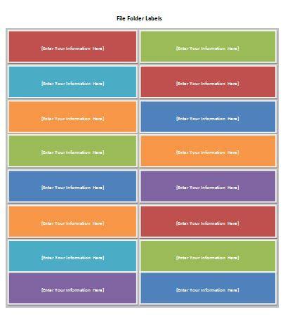 file folder label template free file folder label template formal word templates