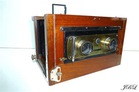 chambre appareil photo mendel chambre stéréo autrefois la photo