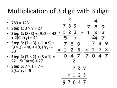 all worksheets 187 multiplying 3 digit numbers by 1 digit