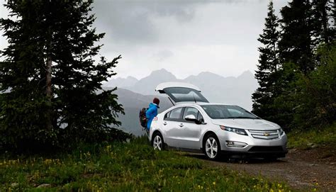 Chevrolet Volt Among The Most Dependable Cars Money Can Buy