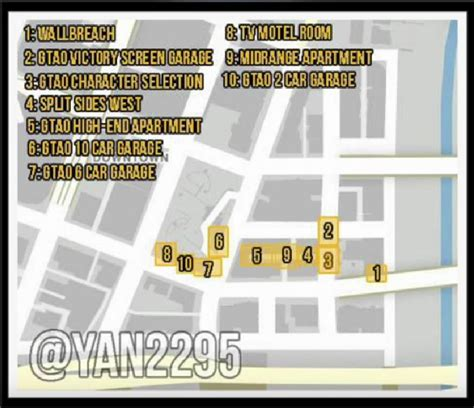 Gta V Car Locations, Gta, Free Engine Image For User