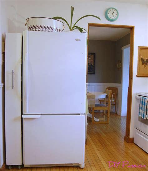 space saving kitchen storage diy space saving rolling kitchen pantry hometalk 5639