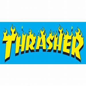 Thrasher | Brands of the World™ | Download vector logos ...