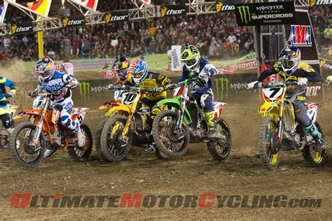 ama motocross 2014 results 2014 anaheim ii ama supercross results