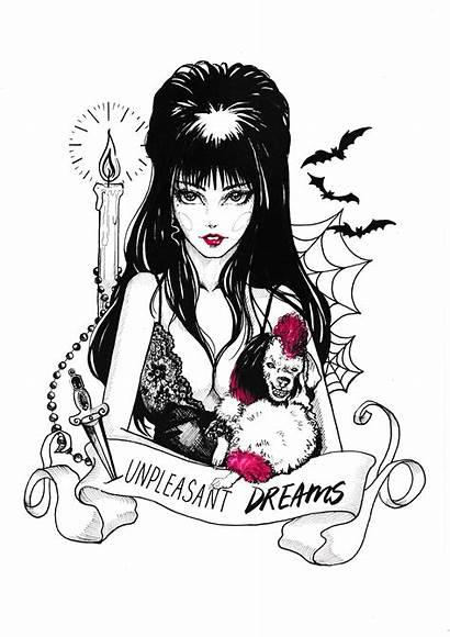 Elvira Inktober Storenvy Olivia Tattoo Google 2304