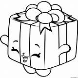Shopkins Lipstick Coloring Pages Getdrawings sketch template