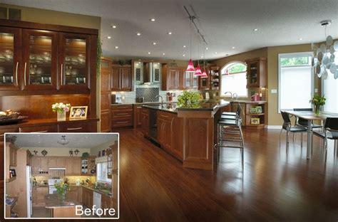 large kitchen ideas