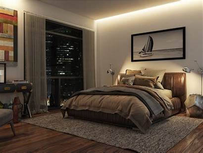 Led Strip Lighting Bedroom Dynamic Tunable Example