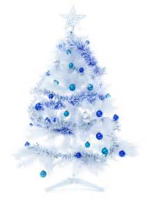 Artificial White Christmas Trees Lights