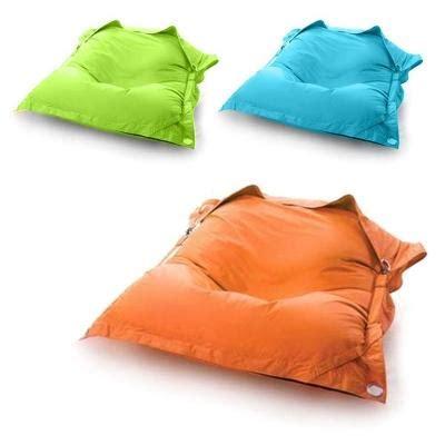 cuscini giganti cuscini da pavimento colorati e di design