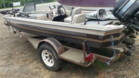 Boats For Sale In Woodstock Ga by 1988 15 Foot Arrow Glass Bass Boat Fishing Boat For Sale