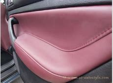 VW Golf Mk4 leather interior A&T Autostyle