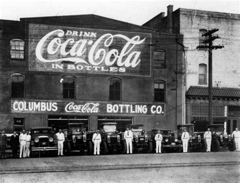 Cocacola Delivery Trucks Monovisions