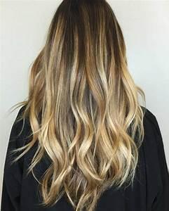 Quelle Couleur Faire Sur Des Meches Blondes : le balayage pour brune quelle est la meilleure option personnalis ~ Melissatoandfro.com Idées de Décoration