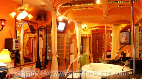 Siam Royal Suite Double Bedroom luxury for Swingers