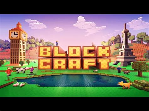 Block Craft 3d Android Gameplay (hd) Youtube