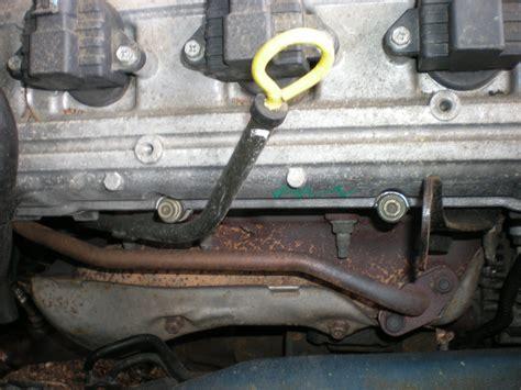 Engine Oil Dipstick Smells Like Gas