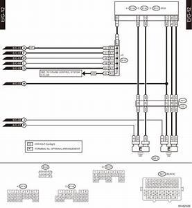 Subaru Crosstrek Service Manual - Engine Electrical System Wiring Diagram
