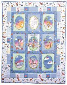 Story nursery quilt from springs creative favecraftscom for Story quilt template