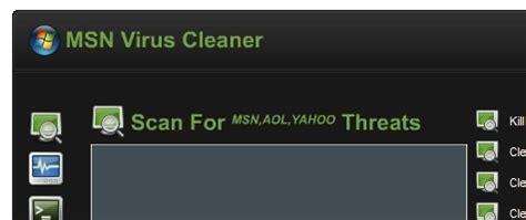 Msn Virus Cleaner  Instant Messenger Cleaner Compucatedbe