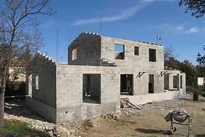 maison en parpaing amazing maison parpaing vende with With construction maison brique ou parpaing