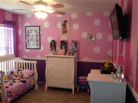 23 Best Images About Minnie Mouse Baby Room On Pinterest