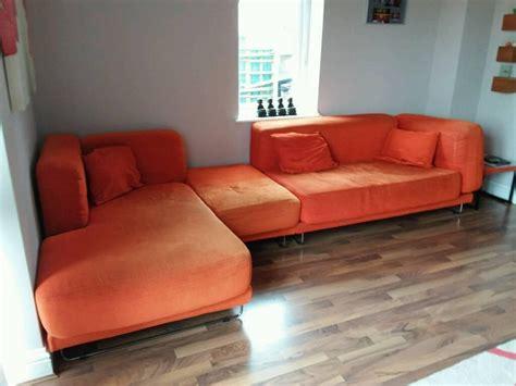 orange ikea sofas sofa ideas