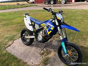 Husaberg Fe 390 400 Cm U00b3 2011 - Nakkila