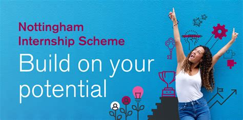 Nottingham Internship Scheme  Web Development And