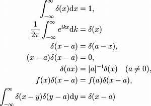 Delta Funktion Integral Berechnen : dirac delta function knowino ~ Themetempest.com Abrechnung