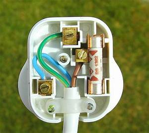 Wiring A Uk Plug Correctly And Safely