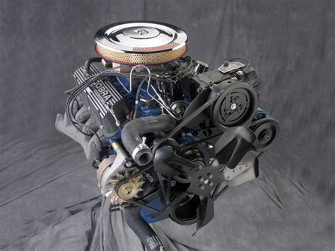 Ford Mustang Project Engine Detailing How