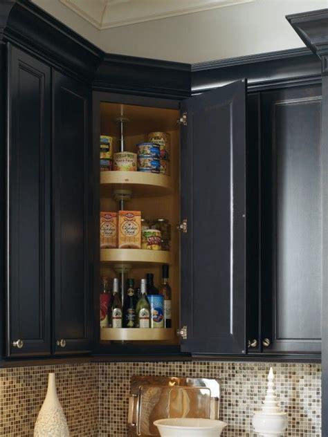 upper corner kitchen cabinet solutions corner kitchen