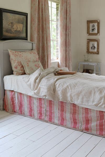 modern country style bedroom painted furniture