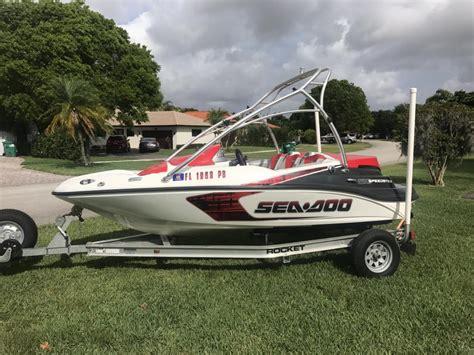 Speedster Boat by Sea Doo 150 Speedster Boats For Sale