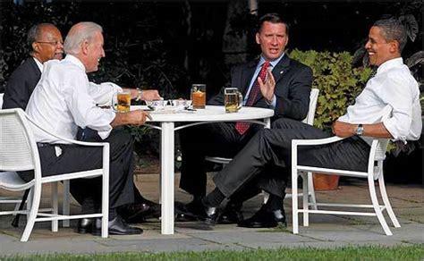 white house beer summit bostoncom