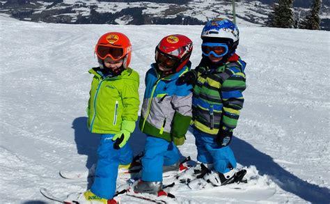 rückenprotektor kinder ski ski und snowboardschule k 246 ssen wintersport im kaiserwinkl