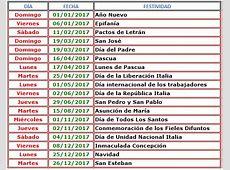 Calendario 2017 « Categories « Excel Avanzado – Page 2