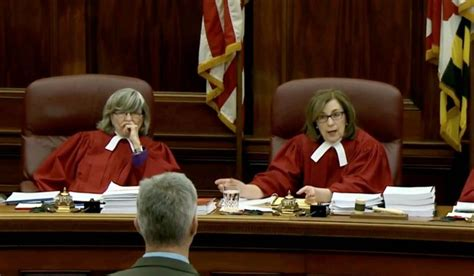 file photo court  appeals  maryland chief