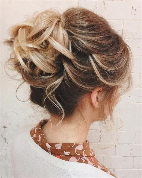 Hairstyles For Thin Hair Updos 60 updos for thin hair that score maximum style point